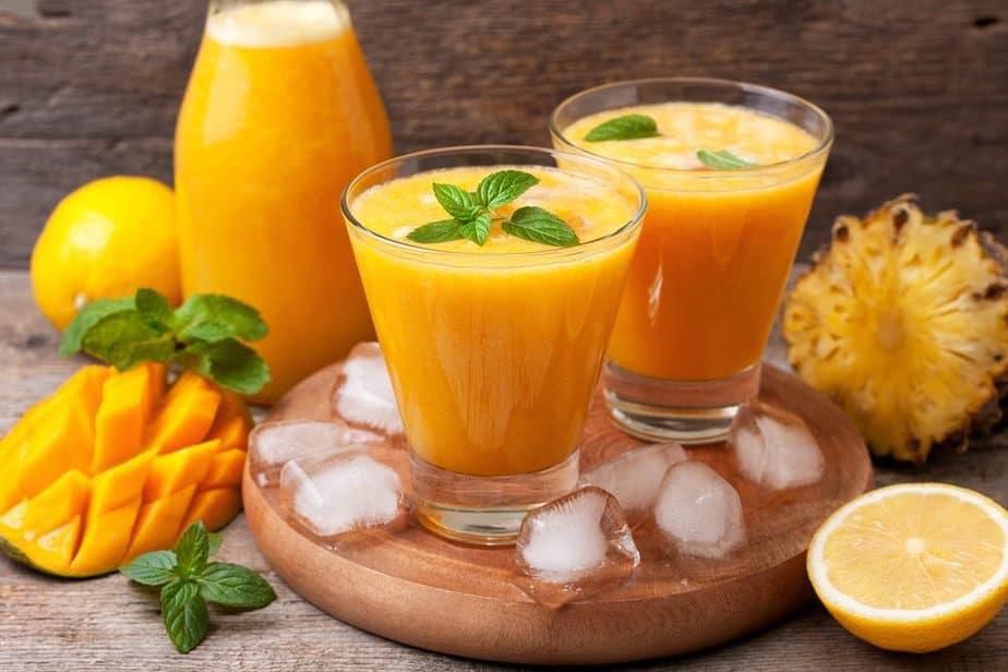 Mango Colada Die besten Cocktails, die Sie auf Mauritius probieren müssen