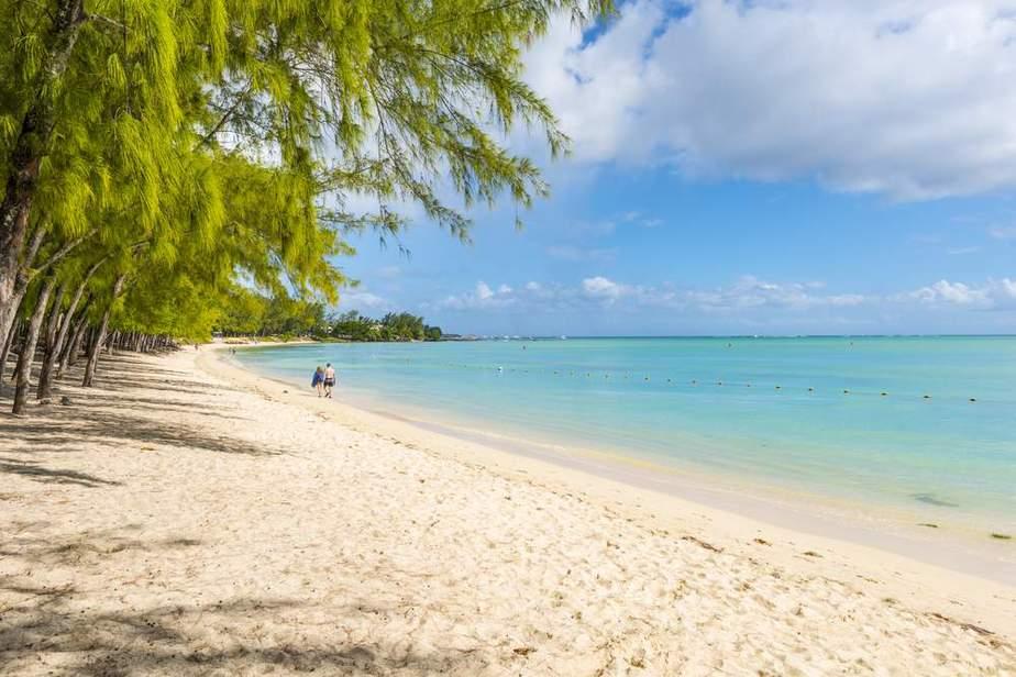 Mont Choisy Beach Die schönsten Strände auf Mauritius