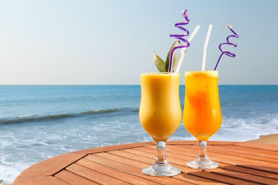 Passion on the Beach Die besten Cocktails, die Sie auf Mauritius probieren müssen