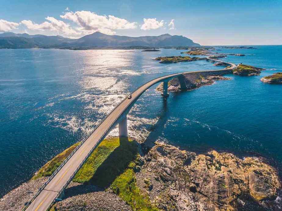 Atlantikstraße Norwegen Sehenswürdigkeiten: Die 20 besten Attraktionen