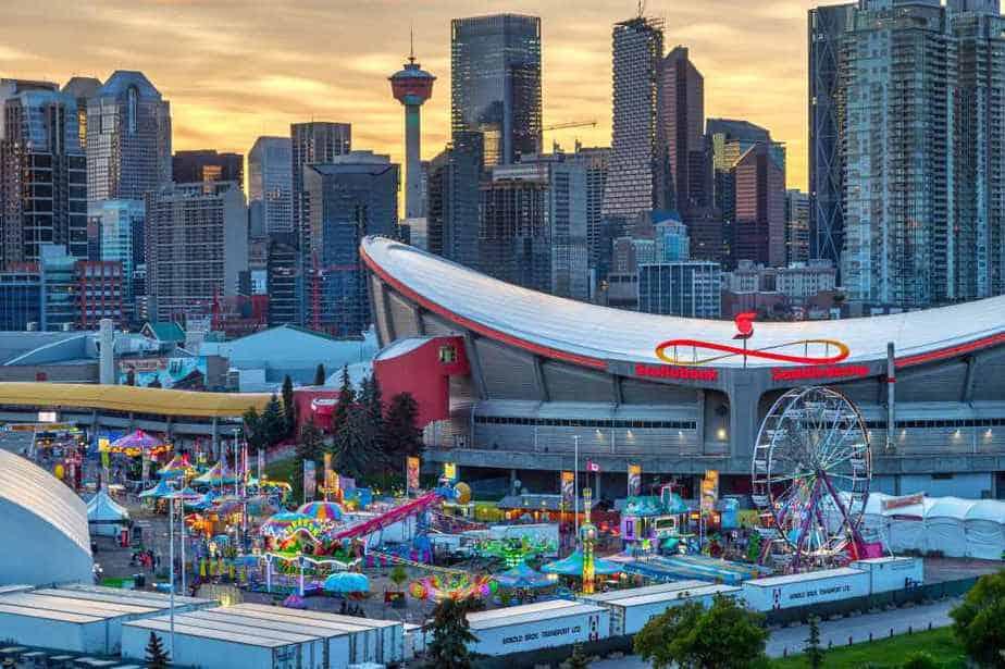 Calgary Stampede Kanada Sehenswürdigkeiten - Die 20 besten Attraktionen
