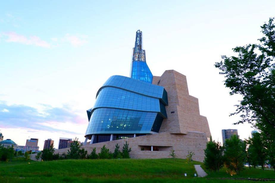 Canadian Museum for Human Rights Kanada Sehenswürdigkeiten - Die 20 besten Attraktionen