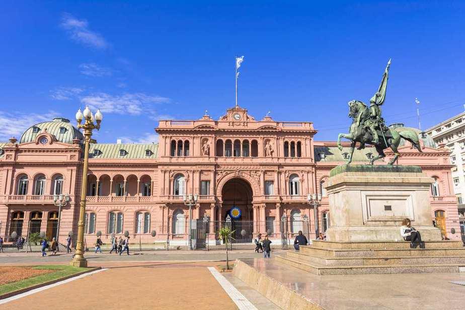 Casa Rosada Argentinien Sehenswürdigkeiten: Die 20 besten Attraktionen