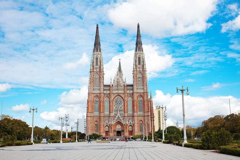 Catedral de La Plata Argentinien Sehenswürdigkeiten: Die 20 besten Attraktionen