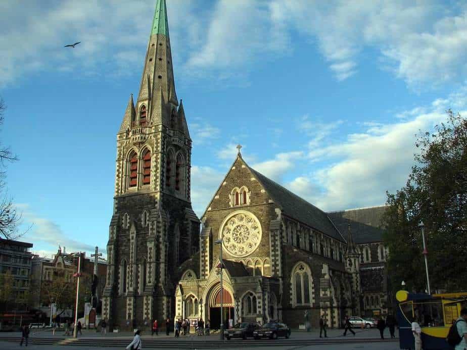 ChristChurch Cathedral Neuseeland Sehenswürdigkeiten: Die 20 besten Attraktionen