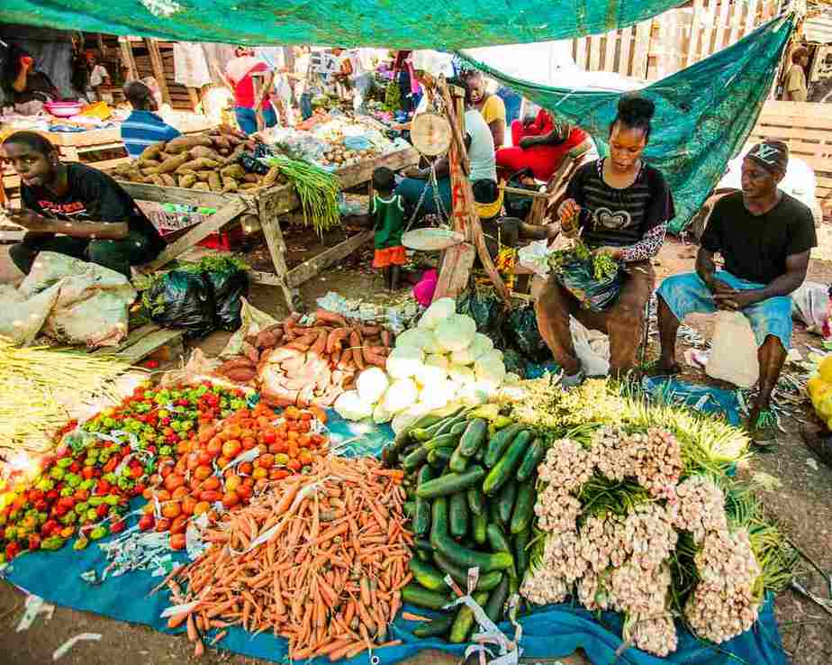Coronation Markt Märkte auf Jamaika, die einen Besuch wert sind