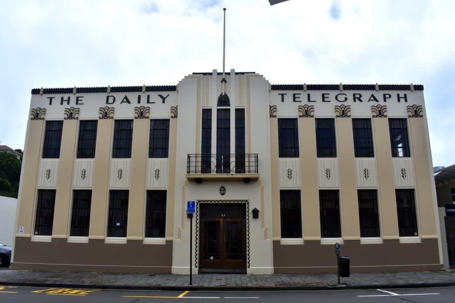 Die Art-Déco-Architektur von Napier Neuseeland Sehenswürdigkeiten: Die 20 besten Attraktionen