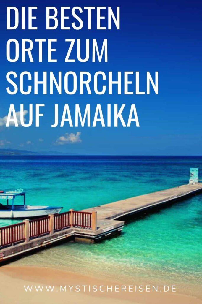 Die besten Orte zum Schnorcheln auf Jamaika