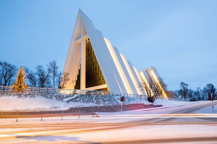 Eismeerkathedrale Norwegen Sehenswürdigkeiten: Die 20 besten Attraktionen
