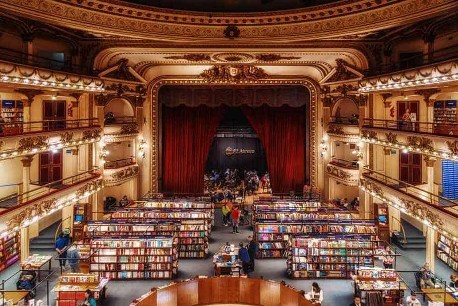 El Ateneo Grand Splendid Buchhandlung Buenos Aires Sehenswürdigkeiten: Die 22 besten Attraktionen