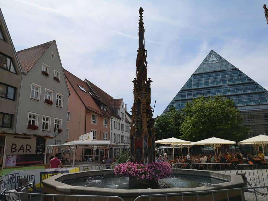 Fischkastenbrunnen Ulm Sehenswürdigkeiten - Die 20 besten Attraktionen