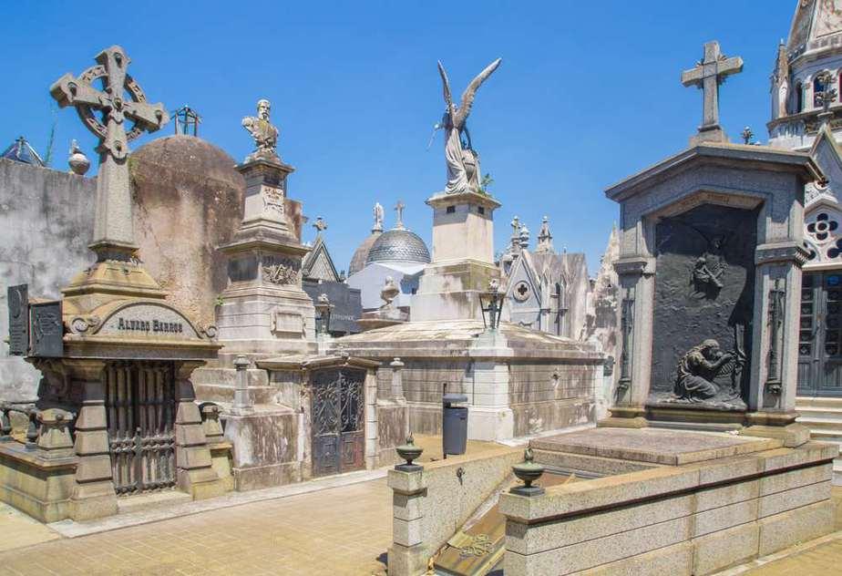 Friedhof La Recoleta Argentinien Sehenswürdigkeiten: Die 20 besten Attraktionen