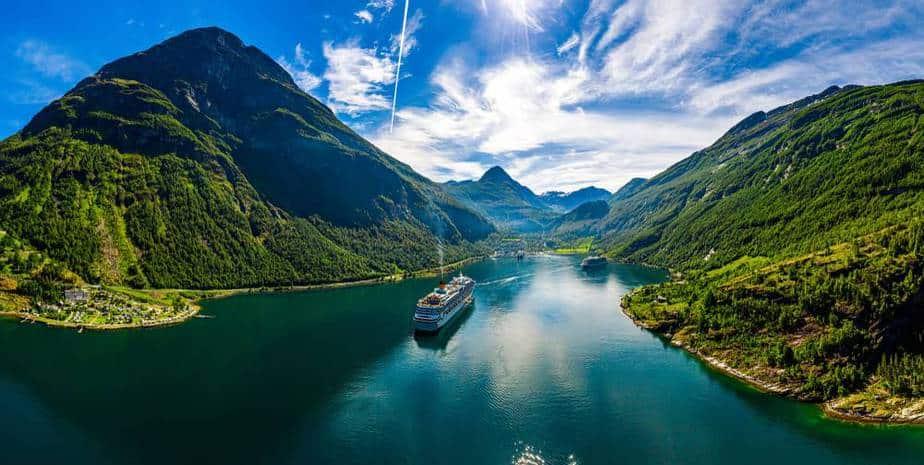 Geirangerfjord Norwegen Sehenswürdigkeiten: Die 20 besten Attraktionen