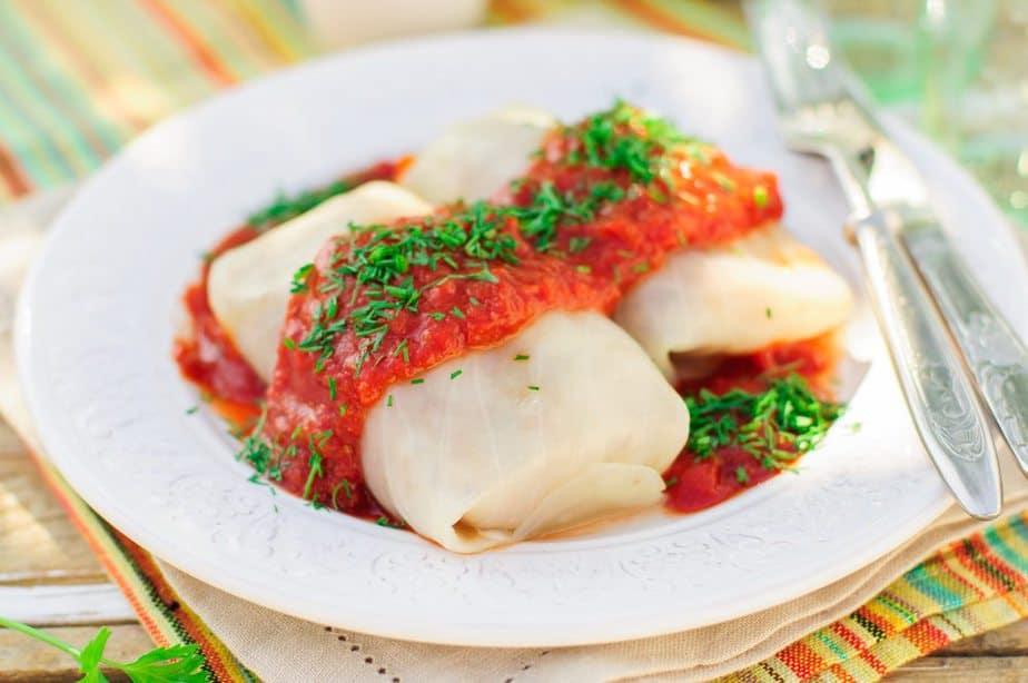 Golubsti Ukrainische Spezialitäten: 21 Typisch Ukrainische Essen, Die Sie Probieren Sollten