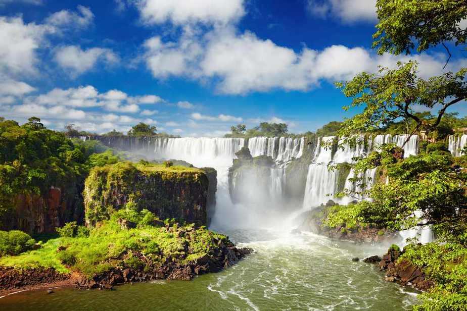 Iguazú-Wasserfälle Argentinien Sehenswürdigkeiten: Die 20 besten Attraktionen
