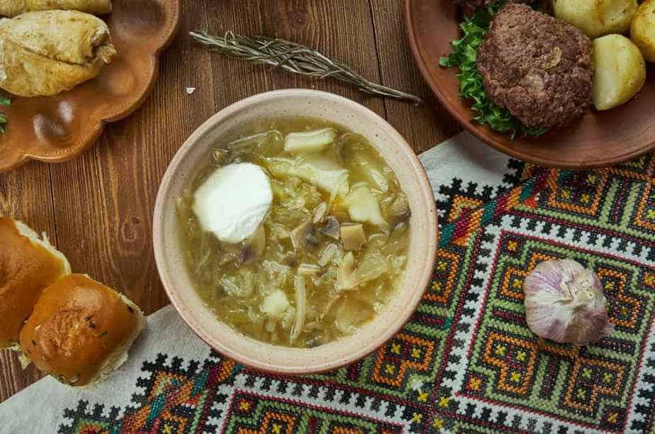 Kapusniak Ukrainische Spezialitäten: 21 Typisch Ukrainische Essen, Die Sie Probieren Sollten