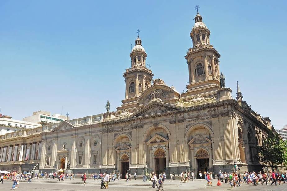 Kathedrale Metropolitana, Santiago Chile Sehenswürdigkeiten: Die 20 besten Attraktionen