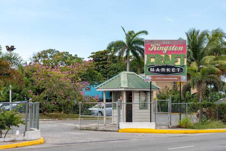 Kingston Craft Markt Märkte auf Jamaika, die einen Besuch wert sind