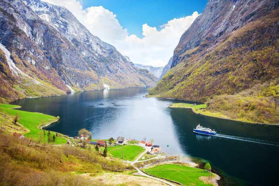 Naeroyfjord Norwegen Sehenswürdigkeiten: Die 20 besten Attraktionen