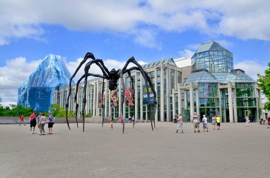 National Gallery of Canada Kanada Sehenswürdigkeiten - Die 20 besten Attraktionen