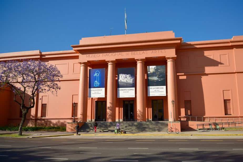 Nationalmuseum der Schönen Künste Buenos Aires Sehenswürdigkeiten: Die 22 besten Attraktionen