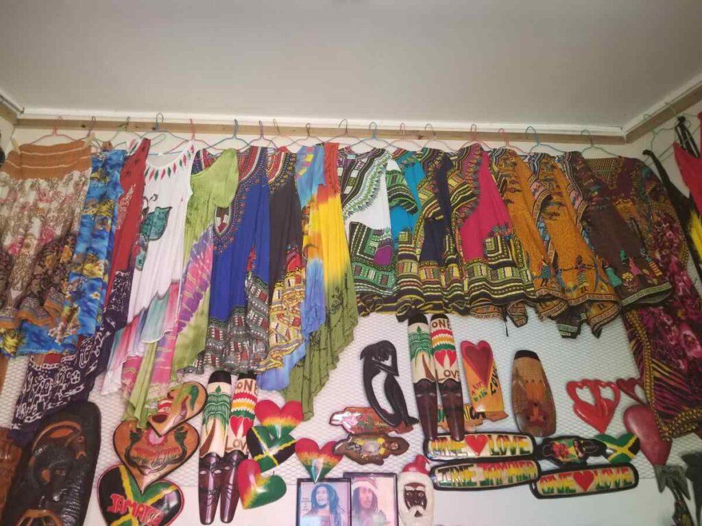 Old Fort Craft Markt Märkte auf Jamaika, die einen Besuch wert sind