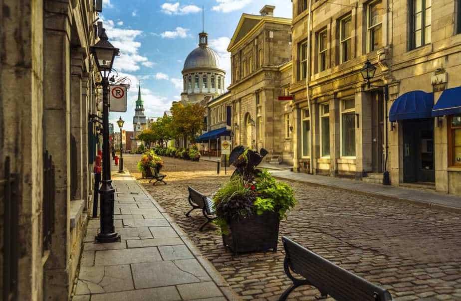 Old Montreal Kanada Sehenswürdigkeiten - Die 20 besten Attraktionen