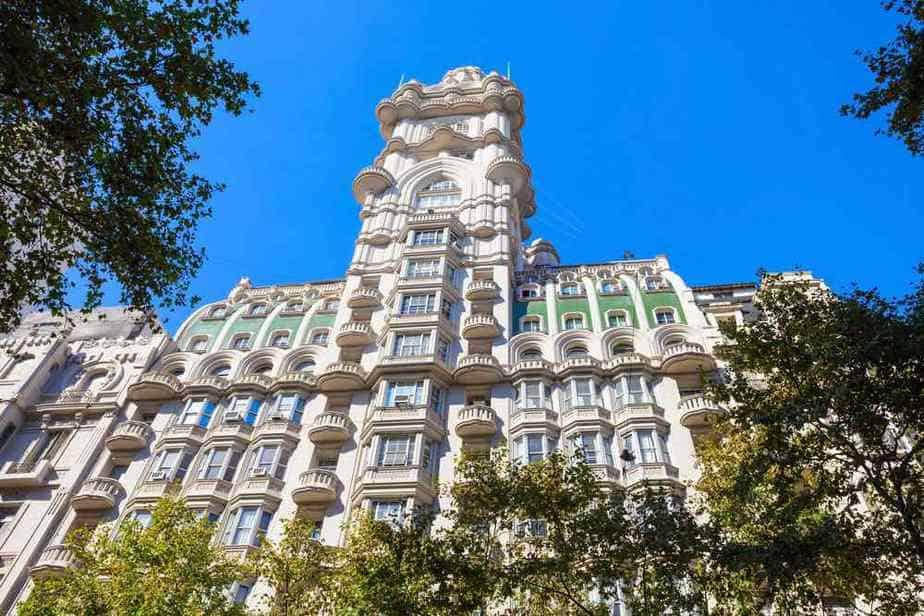 Palacio Barolo Buenos Aires Sehenswürdigkeiten: Die 22 besten Attraktionen