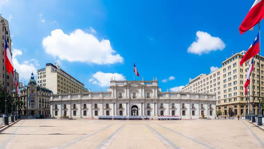 Palacio de la Moneda Chile Sehenswürdigkeiten: Die 20 besten Attraktionen