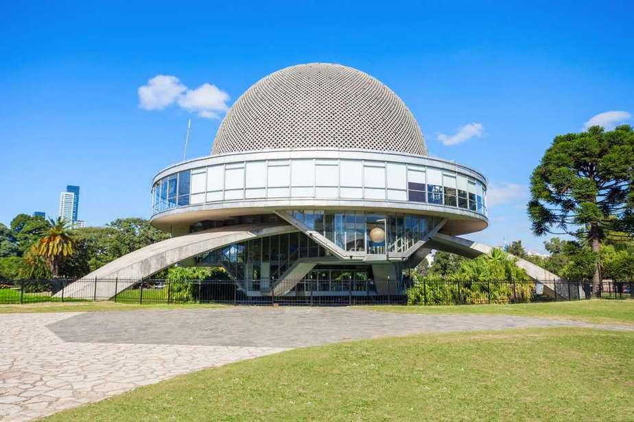 Planetarium Galileo Galilei Buenos Aires Sehenswürdigkeiten: Die 22 besten Attraktionen