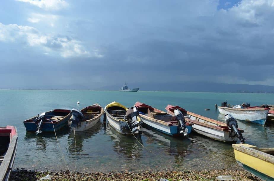 Port Royal, Kingston Die besten Orte zum Schnorcheln auf Jamaika