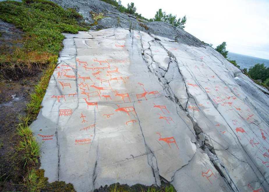Prähistorische Felskunst von Alta Norwegen Sehenswürdigkeiten: Die 20 besten Attraktionen