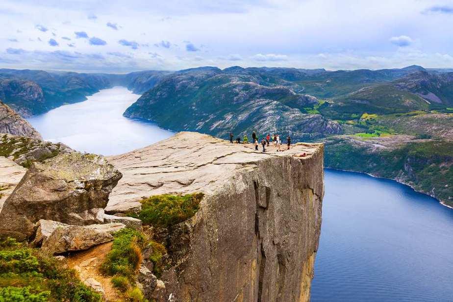 Preikestolen Norwegen Sehenswürdigkeiten: Die 20 besten Attraktionen