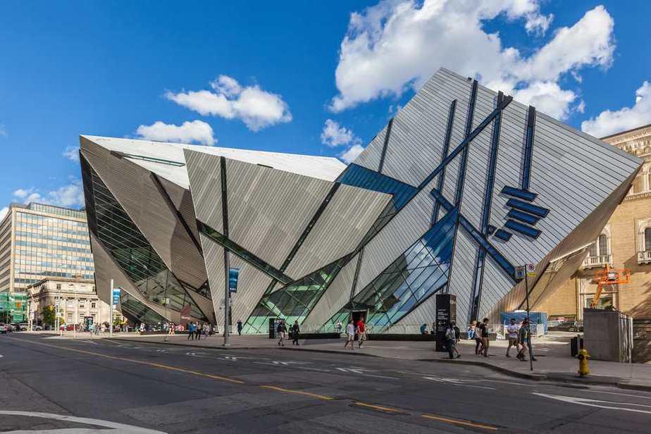 Royal Ontario Museum Kanada Sehenswürdigkeiten - Die 20 besten Attraktionen