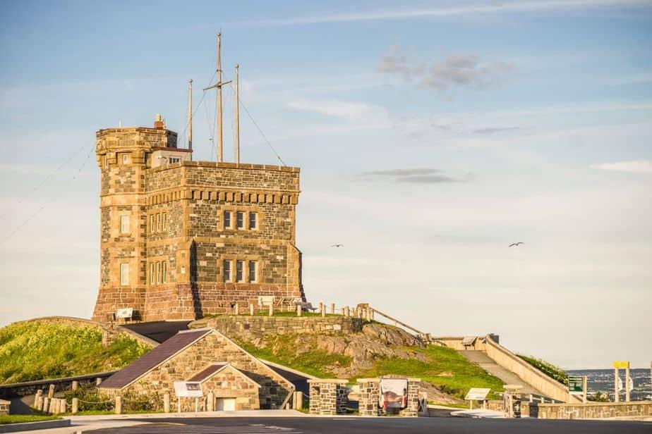 St. John's Signal Hill Kanada Sehenswürdigkeiten - Die 20 besten Attraktionen