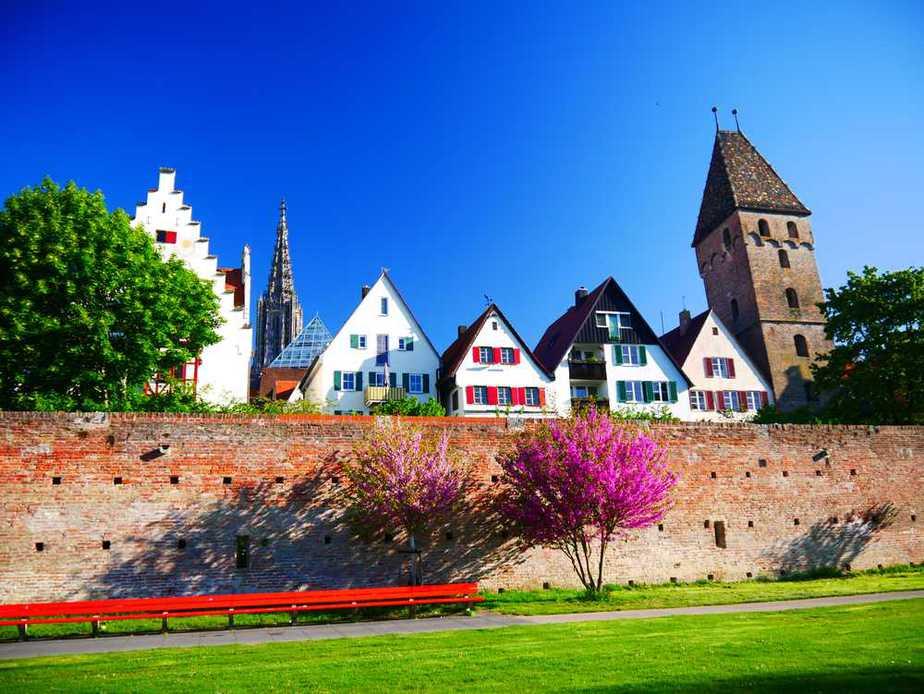Stadtmauer Ulm Sehenswürdigkeiten - Die 20 besten Attraktionen