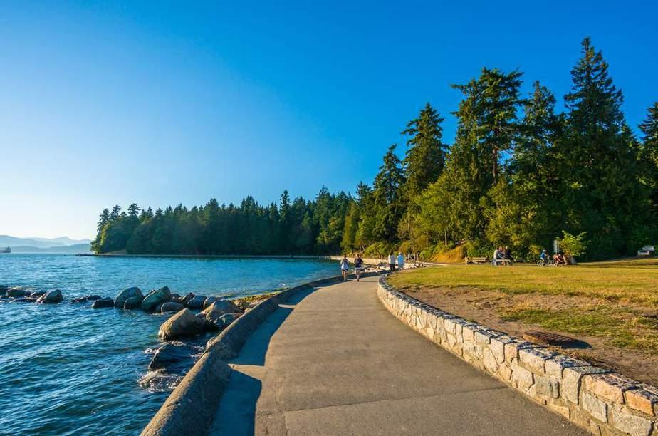 Stanley Park Kanada Sehenswürdigkeiten - Die 20 besten Attraktionen