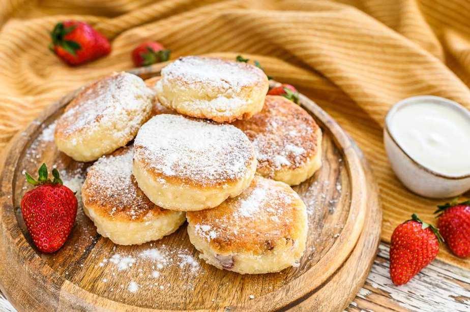 Syrniki Ukrainische Spezialitäten: 21 Typisch Ukrainische Essen, Die Sie Probieren Sollten