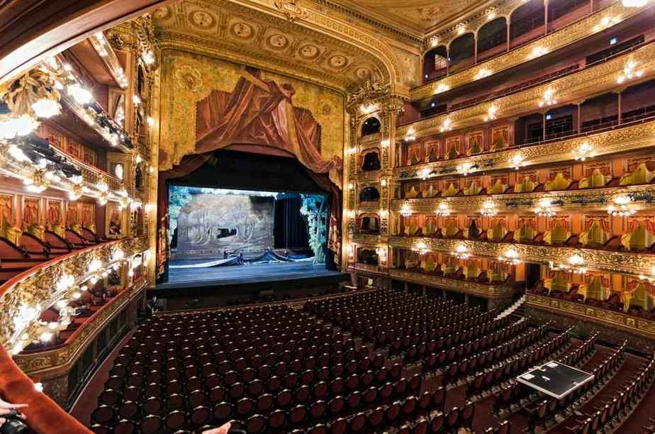 Teatro Colón Argentinien Sehenswürdigkeiten: Die 20 besten Attraktionen