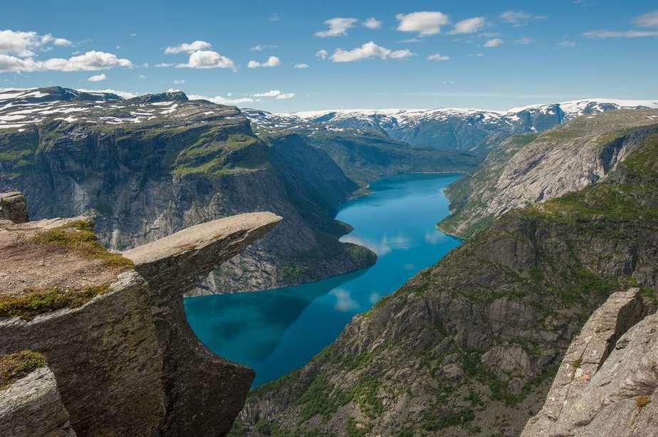 Trolltunga Norwegen Sehenswürdigkeiten: Die 20 besten Attraktionen