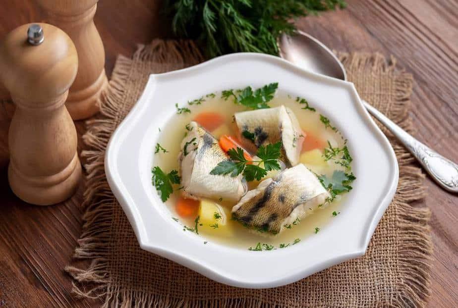 Ukha Ukrainische Spezialitäten: 21 Typisch Ukrainische Essen, Die Sie Probieren Sollten