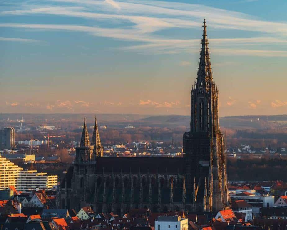 Ulmer Münster Ulm Sehenswürdigkeiten - Die 20 besten Attraktionen