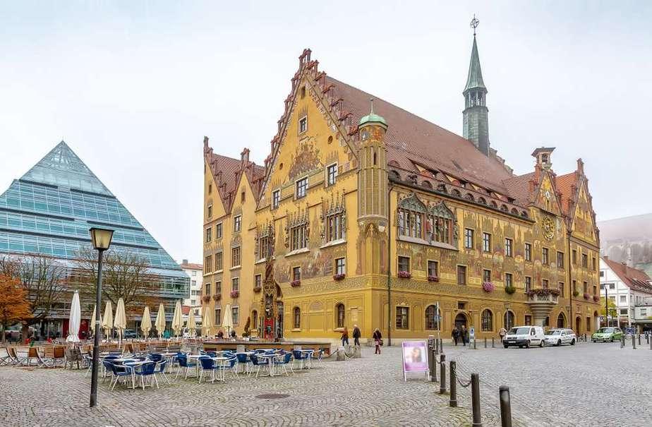 Ulmer Rathaus Ulm Sehenswürdigkeiten - Die 20 besten Attraktionen