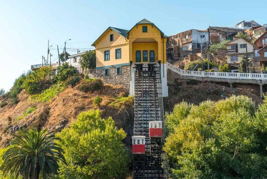Valparaísos Aufzüge Chile Sehenswürdigkeiten: Die 20 besten Attraktionen