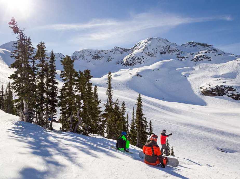 Whistler Ski Resort Kanada Sehenswürdigkeiten - Die 20 besten Attraktionen