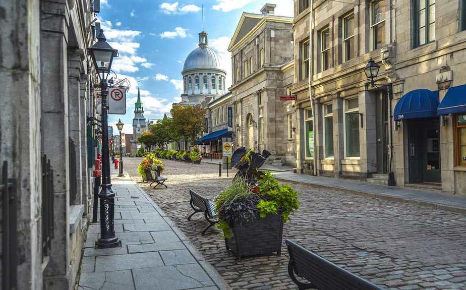 Altstadt von Montreal Montreal Sehenswürdigkeiten: Die 22 besten Attraktionen