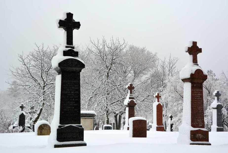 Friedhof Notre-Dame-des-Neiges Montreal Sehenswürdigkeiten: Die 22 besten Attraktionen