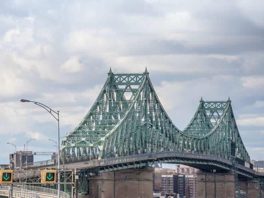 Jacques-Cartier Brücke Montreal Sehenswürdigkeiten: Die 22 besten Attraktionen