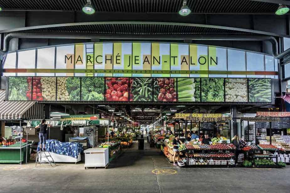 Jean-Talon-Markt Montreal Sehenswürdigkeiten: Die 22 besten Attraktionen
