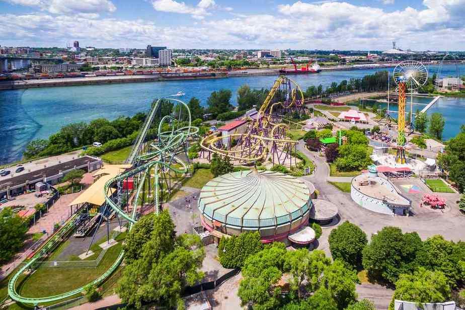 La Ronde Freizeitpark Montreal Sehenswürdigkeiten: Die 22 besten Attraktionen